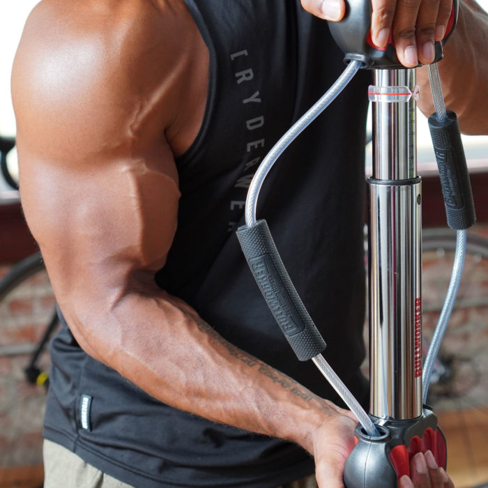 Bicep Curl Compact Home Gym